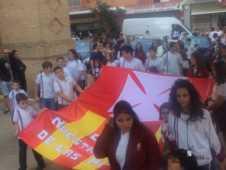 colegio ntra sra mercedes procesion imagen virgen 12 226x170 - El Colegio Ntra. Sra. de las Mercedes sacó en procesión la imagen de la Virgen