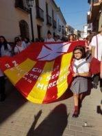 colegio ntra sra mercedes procesion imagen virgen 3