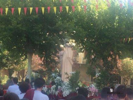 colegio ntra sra mercedes procesion imagen virgen 5