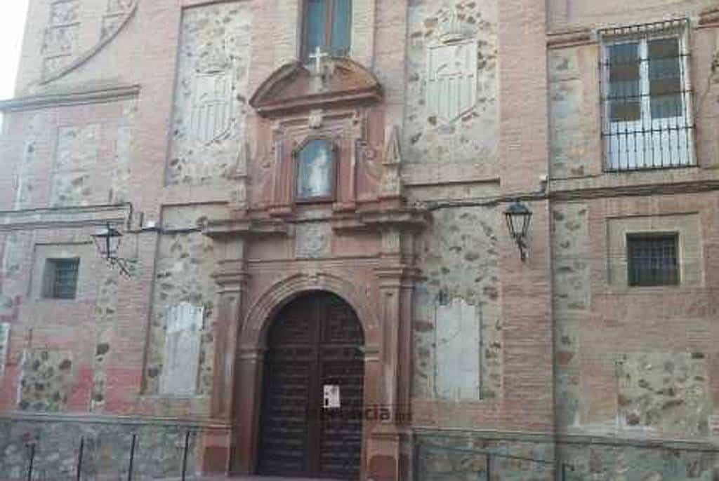 convento de la merced de herencia - El retrato de Don Juan José de Austria en el Convento de la Merced de Herencia