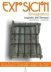 el legado del tiempo exposicion etnografica de Jesus Gomez 217x308 - Legado del tiempo. Exposición etnográfica de Jesús Gómez