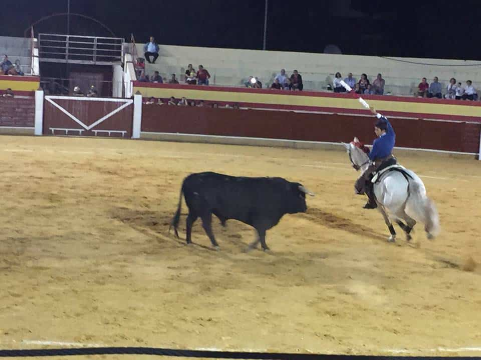 Gran éxito de la corrida de toros con Sergio Galán 6