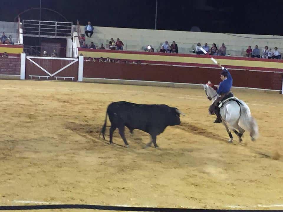 feria 2017 corrida toros herencia 1 - Gran éxito de la corrida de toros con Sergio Galán