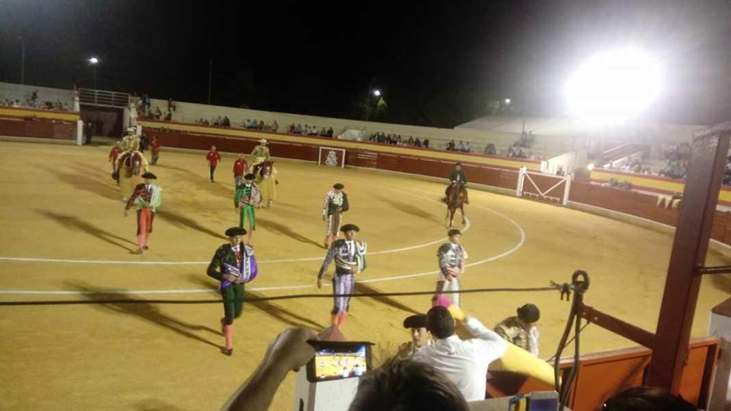Herencia volverá con rejones en su Plaza de Toros en la Feria de la Merced 2