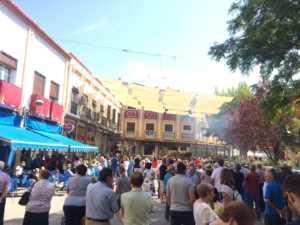 Fotografías de la Fiesta de la Vendimia en Herencia 3