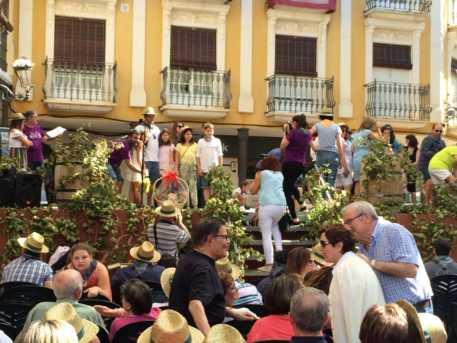 fiesta de la vendimia 2017 herencia 12 457x343 - Fotografías de la Fiesta de la Vendimia en Herencia