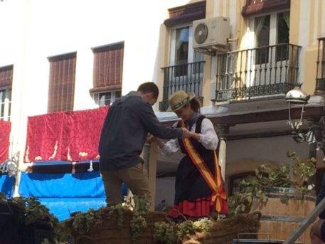 fiesta de la vendimia 2017 herencia 2 457x343 - Fotografías de la Fiesta de la Vendimia en Herencia