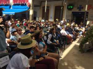 Fotografías de la Fiesta de la Vendimia en Herencia 13