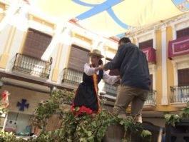 fiesta de la vendimia 2017 herencia 5 265x199 - Fotografías de la Fiesta de la Vendimia en Herencia
