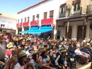Fotografías de la Fiesta de la Vendimia en Herencia 2