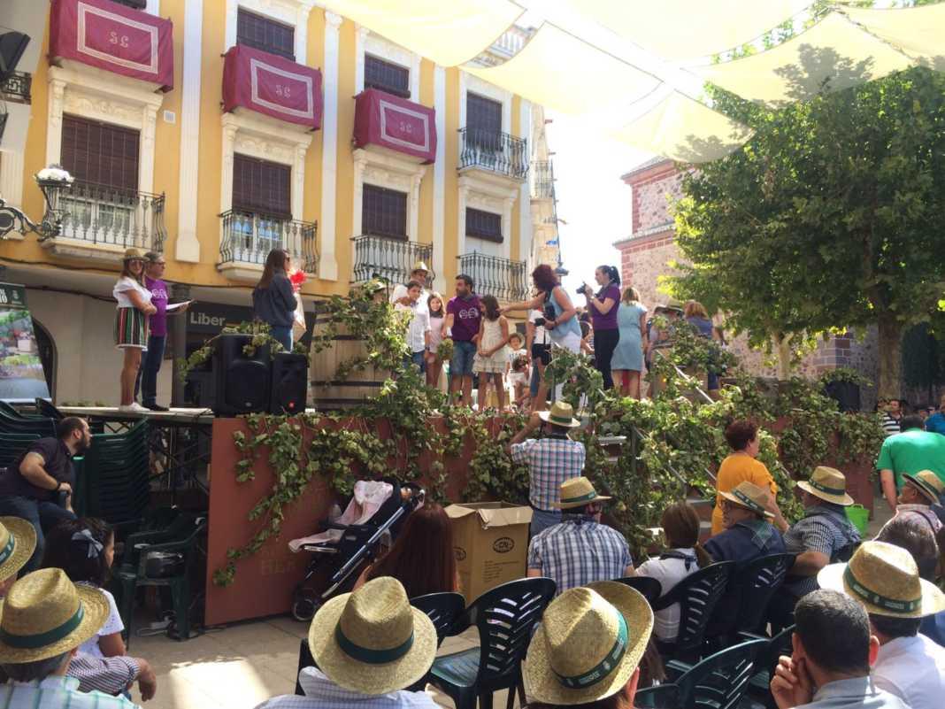 Fotografías de la Fiesta de la Vendimia en Herencia 14