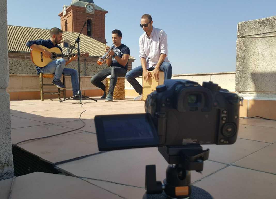 historia de un amor en herencia 1068x772 - La Mancha Project Trío entrevistados en Ancha es Castilla-La Mancha