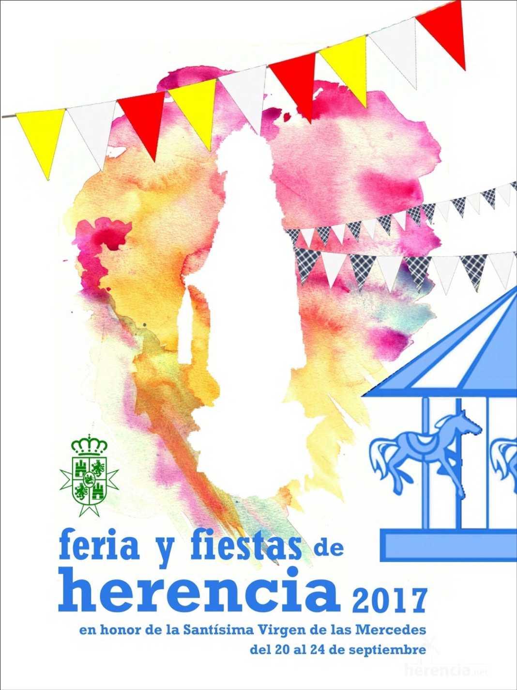 libro feria fiestas herencia 2017 septiembre 1 1068x1424 - Libro de Feria y Fiestas de Herencia 2017 online