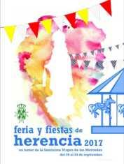 libro feria fiestas herencia 2017 septiembre - 1