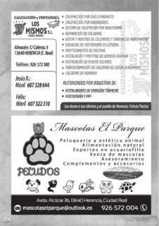 libro feria fiestas herencia 2017 septiembre 105 226x320 - Programa oficial de la Feria y Fiestas de Herencia 2017