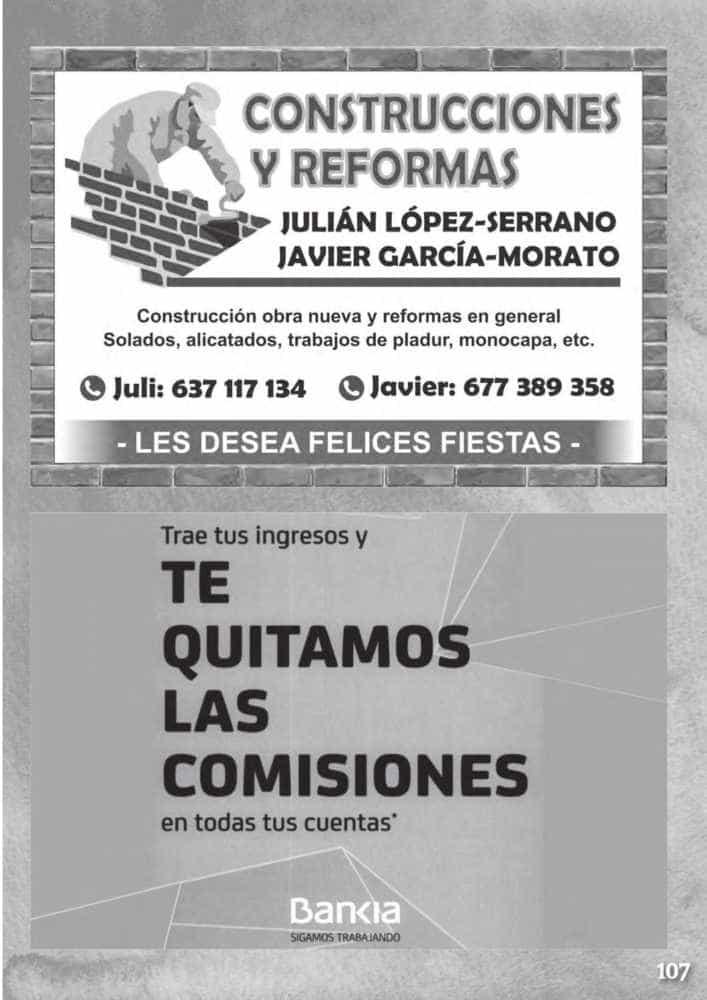 Programa oficial de la Feria y Fiestas de Herencia 2017 111