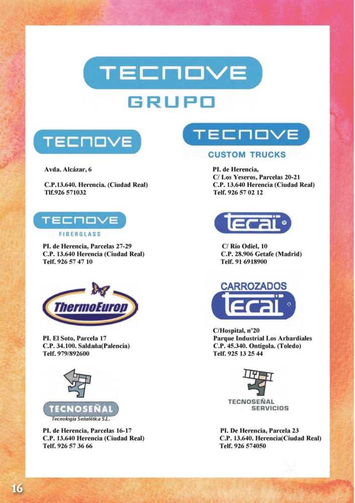 Programa oficial de la Feria y Fiestas de Herencia 2017 20