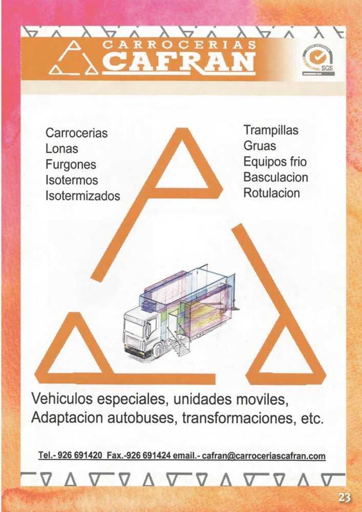 Programa oficial de la Feria y Fiestas de Herencia 2017 27