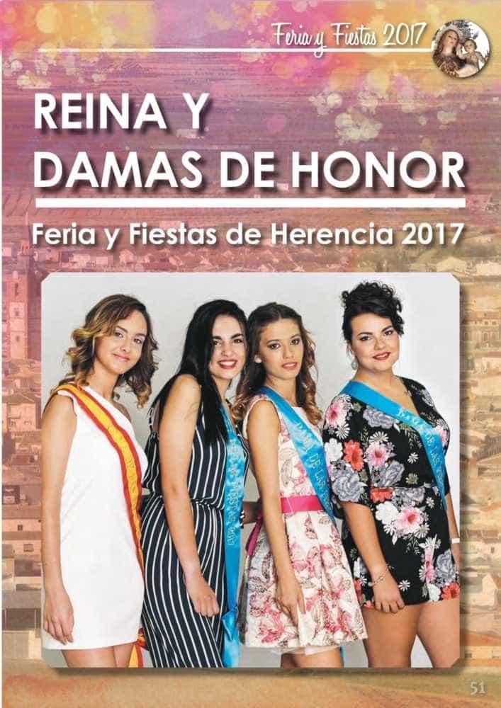 Programa oficial de la Feria y Fiestas de Herencia 2017 55