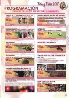 libro feria fiestas herencia 2017 septiembre 56 226x320 - Programa oficial de la Feria y Fiestas de Herencia 2017