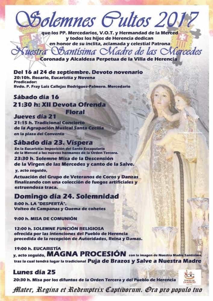 Programa oficial de la Feria y Fiestas de Herencia 2017 61