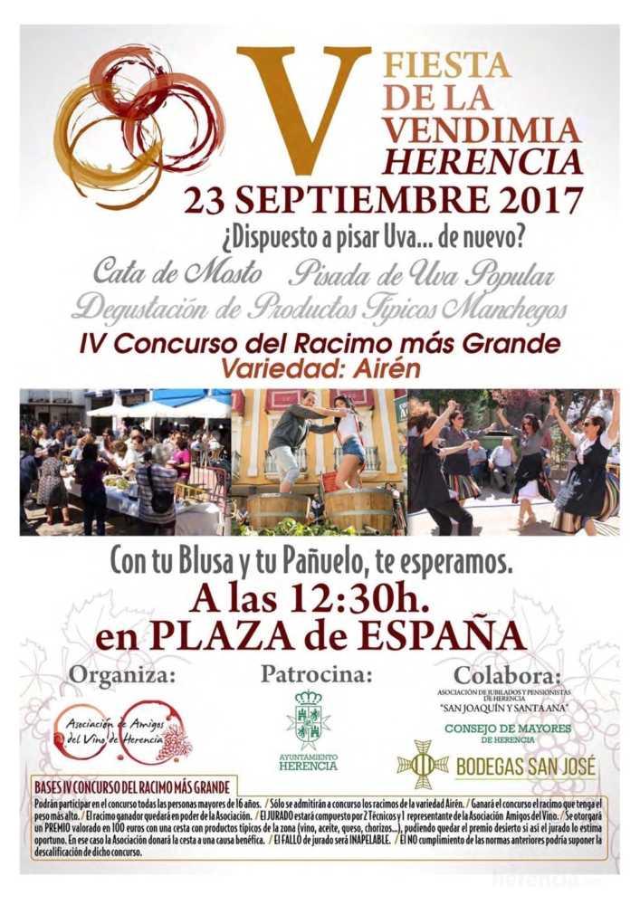 Programa oficial de la Feria y Fiestas de Herencia 2017 64