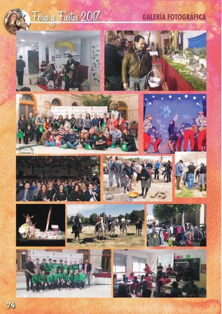 Programa oficial de la Feria y Fiestas de Herencia 2017 78