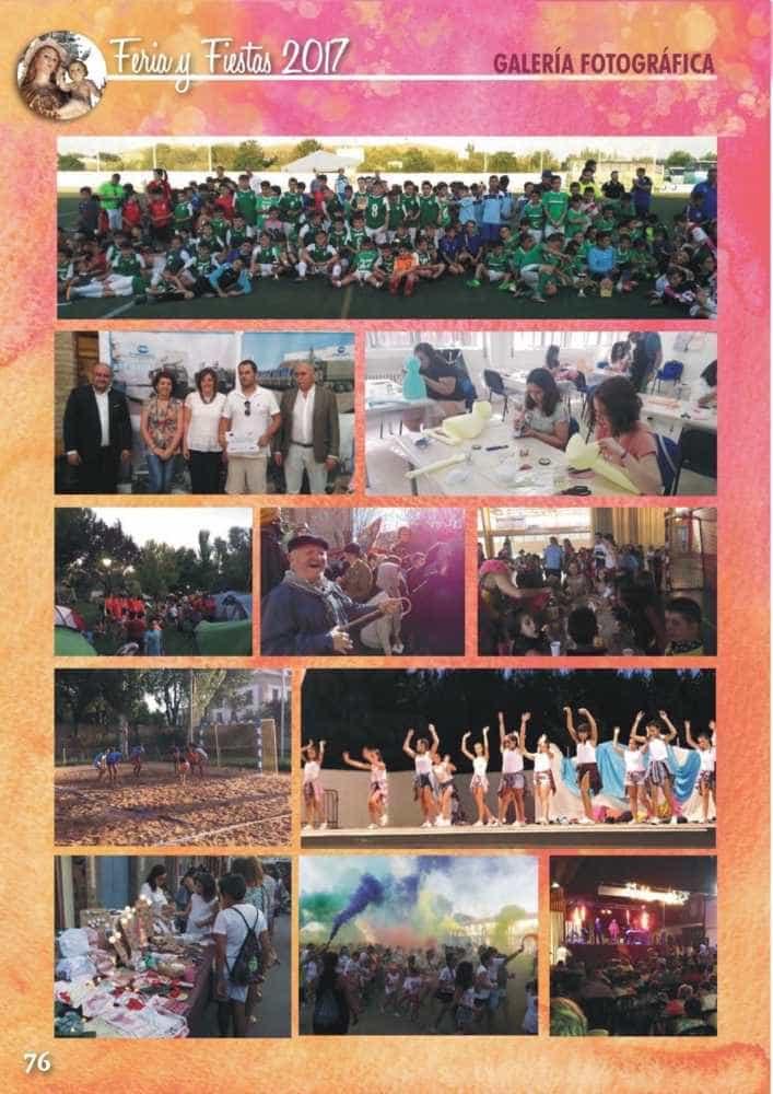Programa oficial de la Feria y Fiestas de Herencia 2017 80