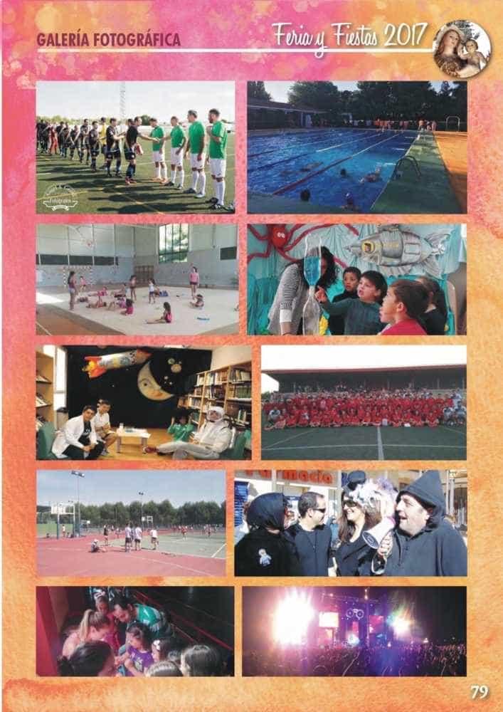 Programa oficial de la Feria y Fiestas de Herencia 2017 83