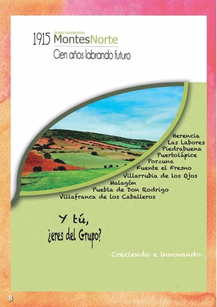 Programa oficial de la Feria y Fiestas de Herencia 2017 12