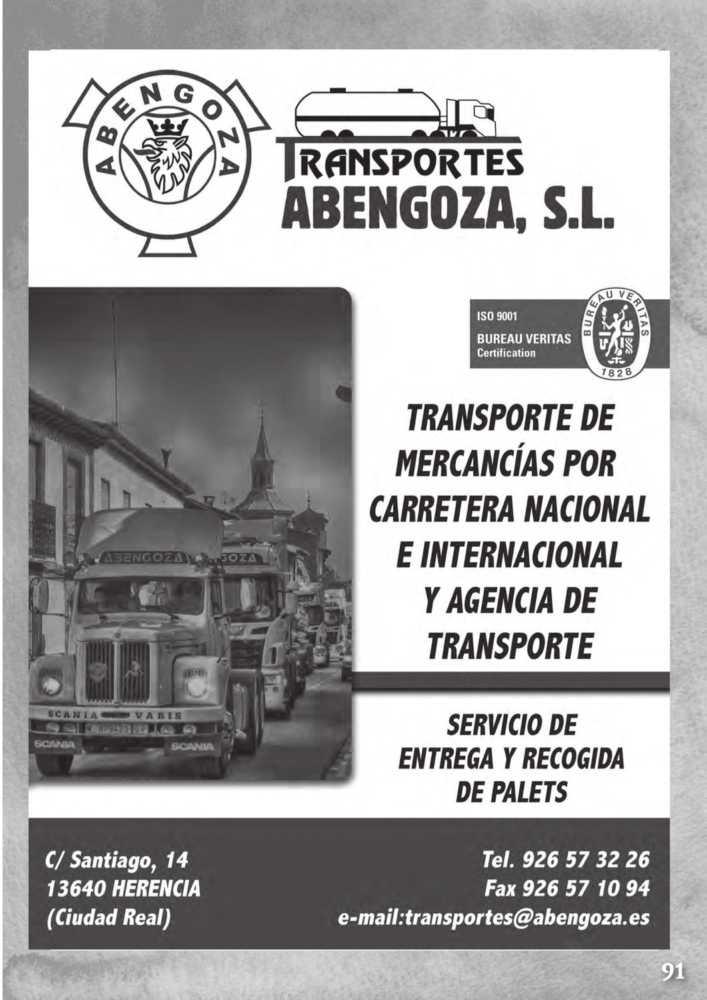 Programa oficial de la Feria y Fiestas de Herencia 2017 95
