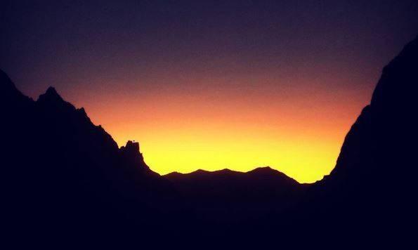 Perlé superando las cimas himalayas 32