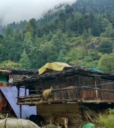 Perlé superando las cimas himalayas 61