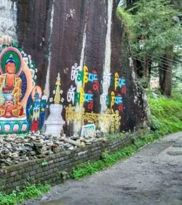 Perlé superando las cimas himalayas 60