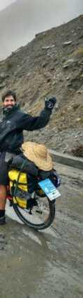 Perlé superando las cimas himalayas 58