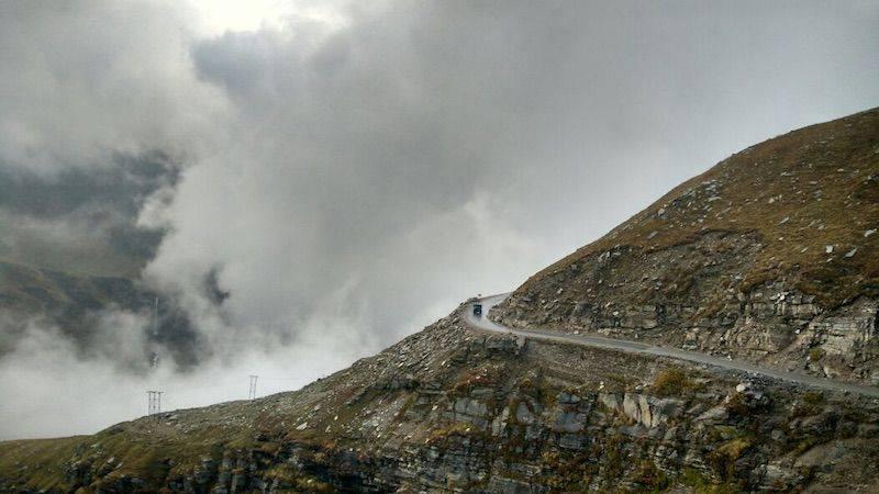 Perlé superando las cimas himalayas 40