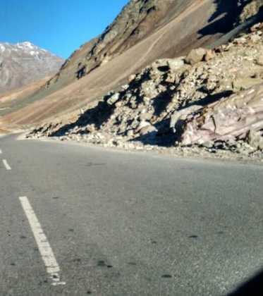 Perlé superando las cimas himalayas 48