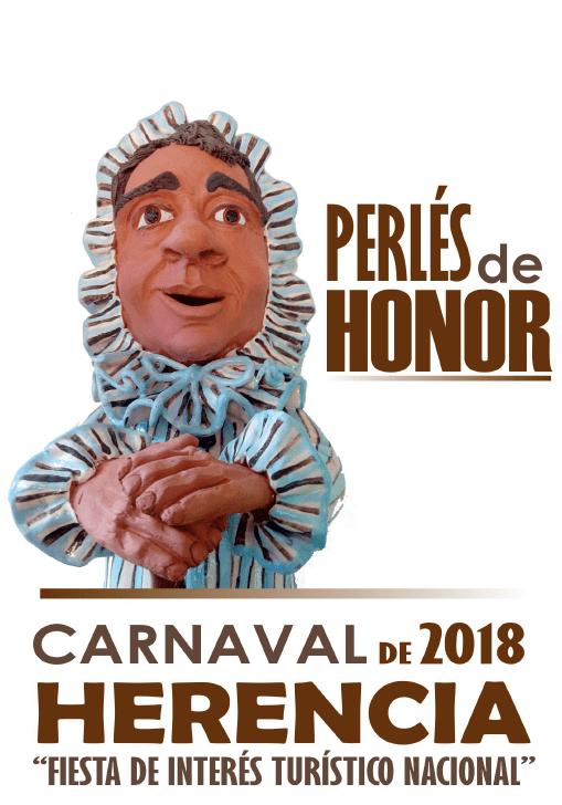 Bases perles de honor 2018 - Los Perles 2018 del Carnaval de Herencia buscan candidatos
