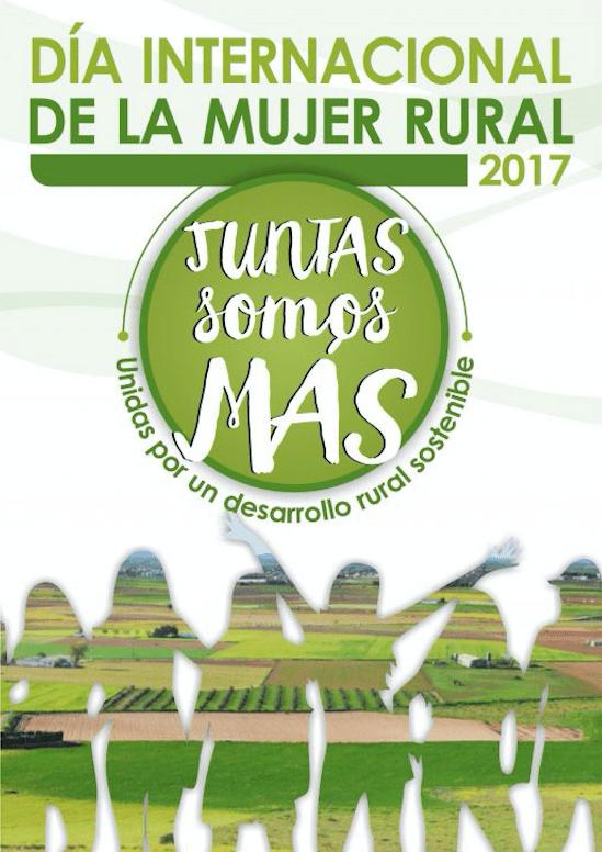 Dia de la Mujer Rural 2017 - Mujeres en el sector agroalimentario. Mesa de experiencias
