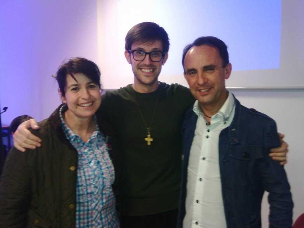 Miguel y Mariavi darán dos conciertos en Galicia 4