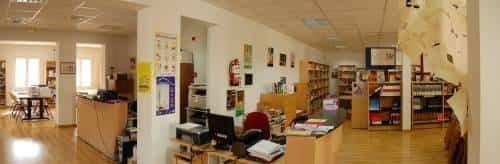 biblioteca municipal de Herencia - Nueva mención especial de los premios María Moliner para la biblioteca de Herencia