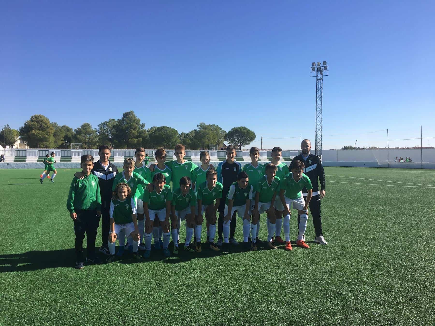 """escuelas deportivas herencia futbol 1 - Las escuelas deportivas de Herencia participarán en """"Interescuelas"""""""