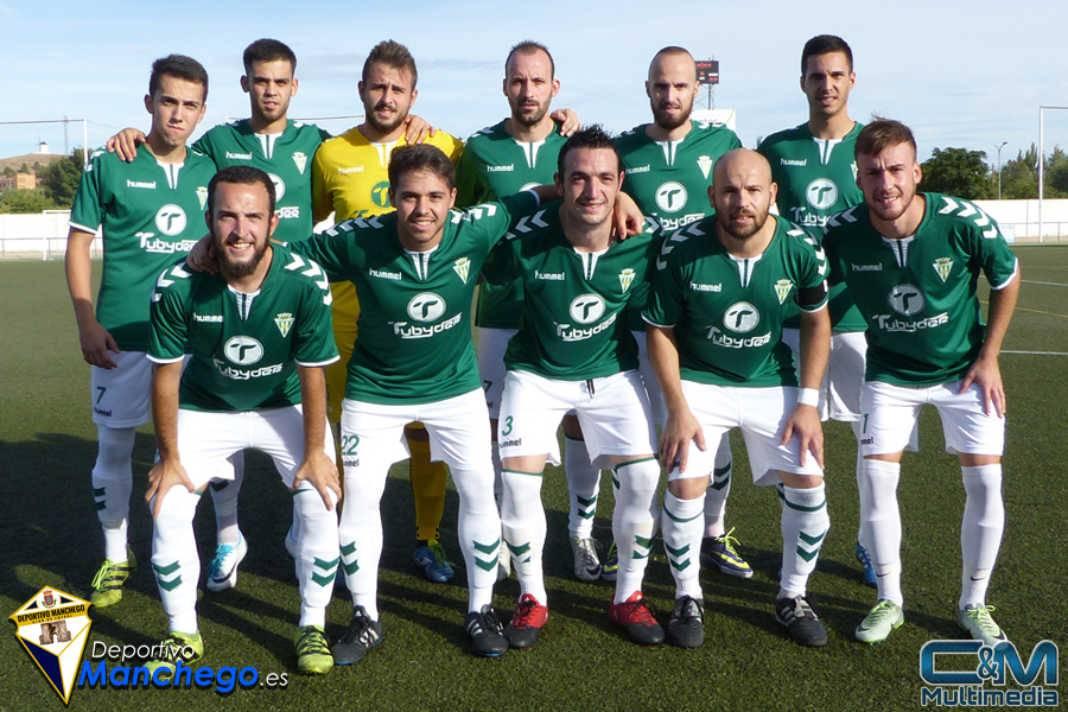 0-1 para un interesante partido entre CDB Herencia y CD Fútbol La Mesas 1