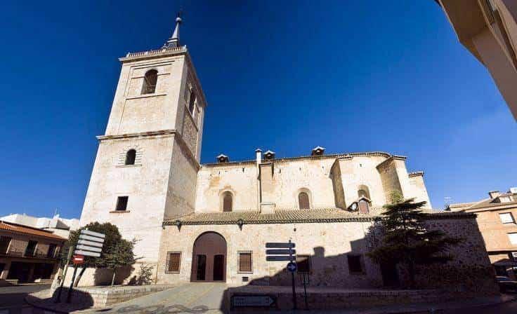 iglesia de villarrubia - Concierto en Villarrubia de los Ojos de Miguel y Mariavi