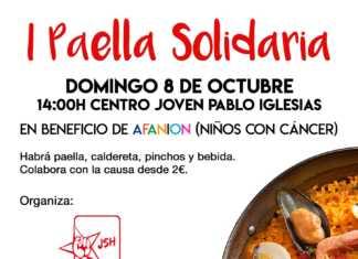 I Paella Solidaria Herencia