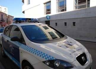 Coche de Policía Local de Alcázar de San Juan