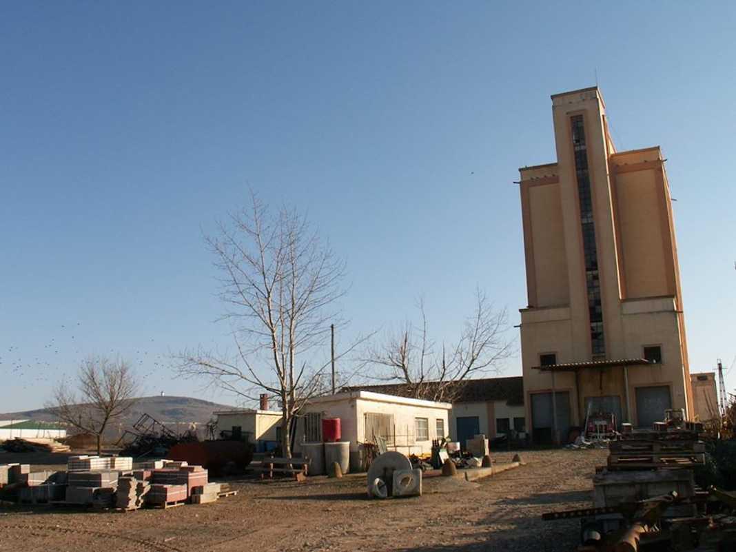 silo de herencia 2 1068x801 - El antiguo silo de Herencia acogerá el nuevo Centro de Interpretación del Queso