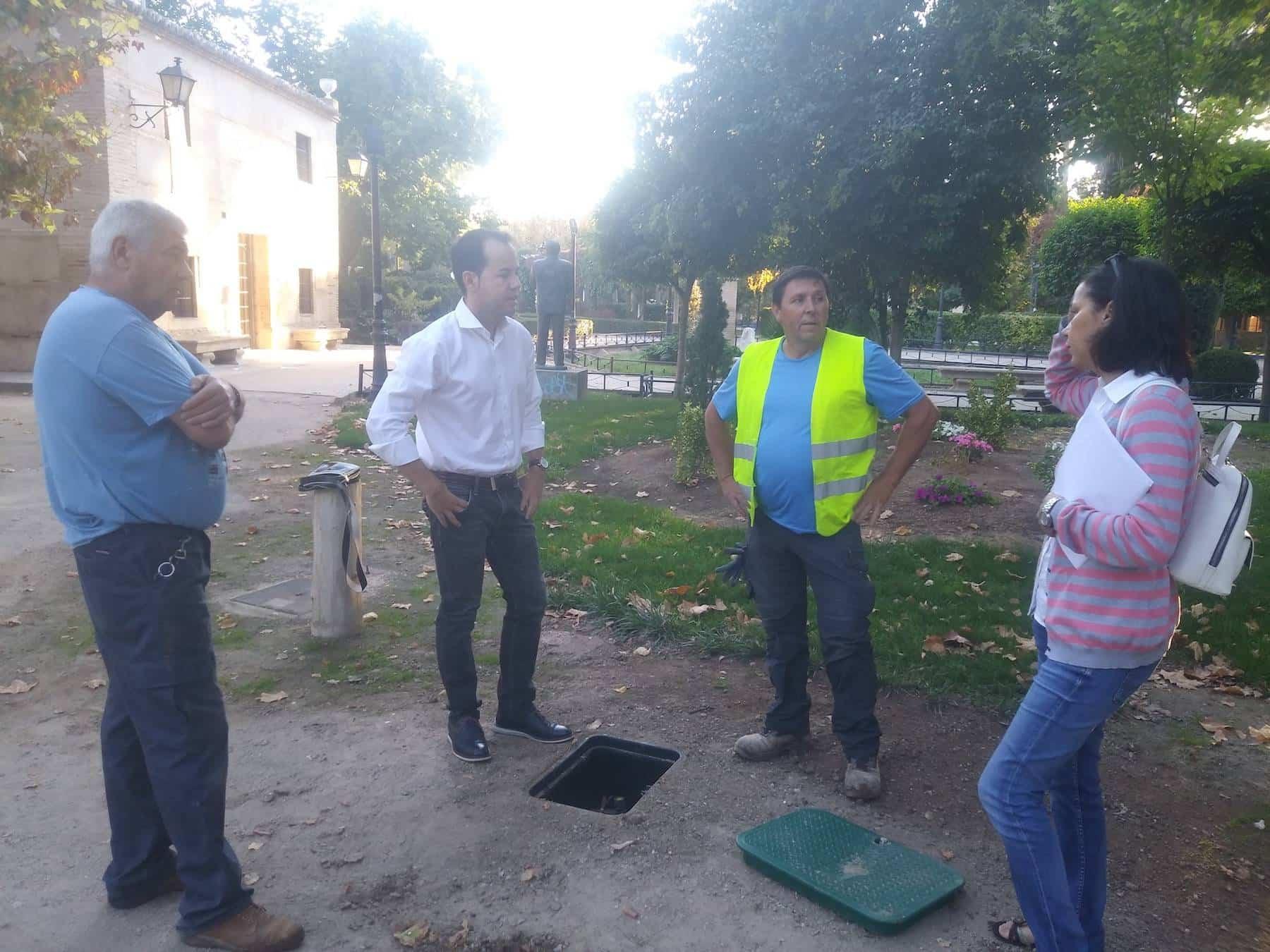 La telegestión de riego de Herencia permitirá ahorrar el 30% del consumo de agua 5