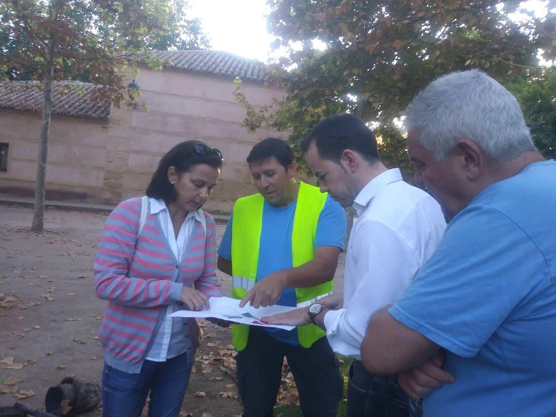 telegestion riego herencia 3 - La telegestión de riego de Herencia permitirá ahorrar el 30% del consumo de agua