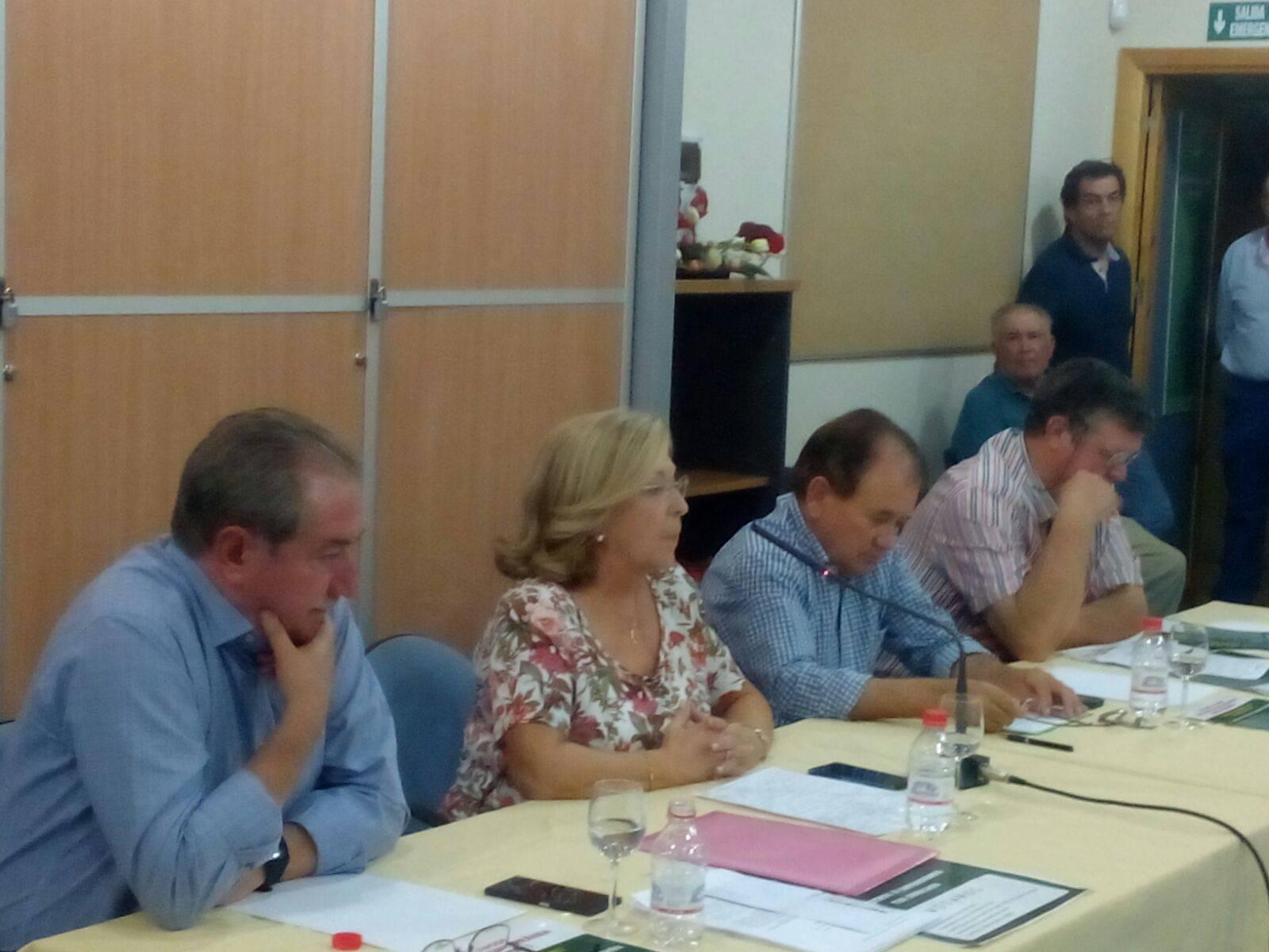 """Presentada la candidatura de """"Unión de Comunidades y Regantes"""" en Herencia 17"""